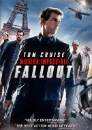 Mission Impossible - Fallout (DVD)