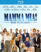 Mamma Mia - Here We Go Again (BLU-RAY/DVD/DIGITAL)