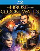 House With A Clock In Its Walls (4KUHD/BLURAY/DIGITAL)