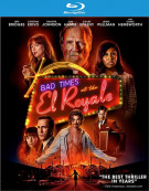 Bad Times at the El Royale (4K-UHD/BR/DHD/2DISCS)