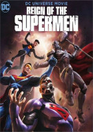 Reign of the Supermen (BR/DVD/DIG COMBO/2 DISC)