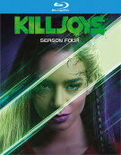 Killjoys - Season Four (BLU-RAY)
