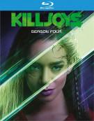 Killjoys - Season Four (BLU-RAY)