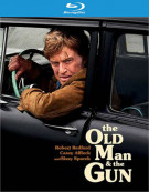 Old Man & The Gun, The (BR/DVD/DIG)