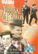 Arbuckle & Keaton: Volume Two