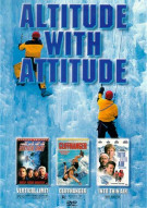 Altitude With Attitude: Vertical Limit / Into Thin Air / Cliffhanger (3 Pack)