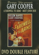 Gary Cooper: A Farewell To Arms / Meet John Doe (Double Feature)