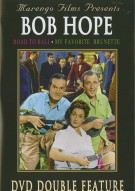Bob Hope: My Favorite Brunette/ Road To Bali (Double Feature)