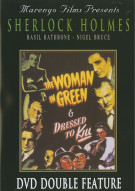 Sherlock Holmes: The Woman In Green/ Dressed To Kill (Double Feature)