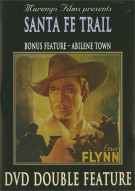 Santa Fe Trail / Abilene Town (Double Feature)