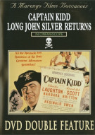 Captain Kidd / Long John Silver Returns (Double Feature)