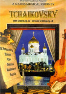 Tchaikovsky: Violin Concerto/ Serenade For Strings - Naxos Musical Journey