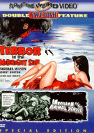 Terror In The Midnight Sun / Invasion Of The Animal People (Double Features)