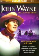 John Wayne 4 Pack #1