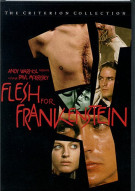 Flesh For Frankenstein: The Criterion Collection