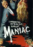 Maniac: Limited Edition Tin