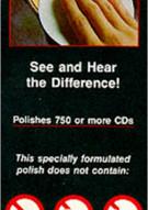 Pro-Wipes CD Polish