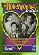 Honeymooners Volume 23, The: Lost Episodes