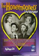 Honeymooners Volume 24, The: Lost Episodes