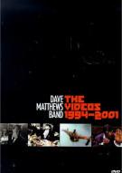 Dave Matthews Band: The Videos 1994-2001