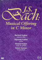 J.S. Bach: Musical Offering In C Minor