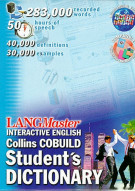 Collins Cobuild Students Dictionary (CD-ROM)