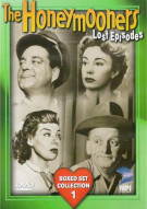 Honeymooners: The Lost Episodes Collection 1