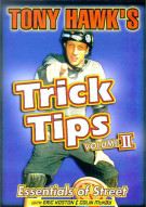 Tony Hawks Trick Tips #2: Essentials Of Street