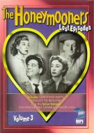 Honeymooners Volume 3, The: Lost Episodes
