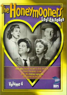 Honeymooners Volume 4, The: Lost Episodes
