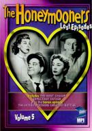 Honeymooners Volume 5, The: Lost Episodes