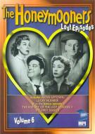 Honeymooners Volume 6, The: Lost Episodes