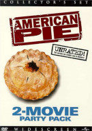 American Pie 2 Movie Party Pack: Unrated (Widescreen)