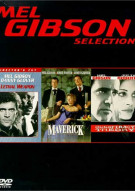 Mel Gibson Selection: Lethal Weapon/ Maverick/ Conspiracy Theory