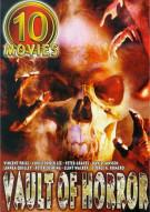 Vault Of Horror: 10-Movie Set