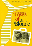 Loves Of A Blonde: The Criterion Collection
