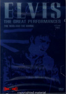 Elvis Presley: The Great Performances # 2: The Man And The Music
