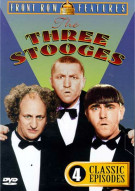 Three Stooges, The: 4 Classic Episodes