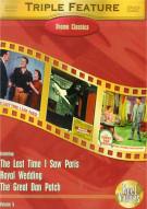 Drama Classics: Triple Feature - Volume 5
