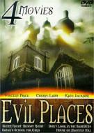 Evil Places: 4-Movie Set