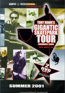 Tony Hawk: Gigantic Skatepark Tour - Summer 2001
