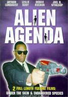 Alien Agenda: Under The Skin/ Endangered Species