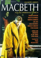 Macbeth: Verdi - Zurich Opera House