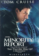 Minority Report (Widescreen)