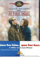 At First Sight/ Kill Me Again (Val Kilmer 2-Pack)