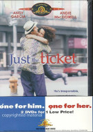 Just The Ticket/ Hoodlum (Andy Garcia 2-Pack)