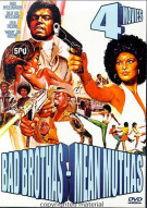Bad Brothas, Mean Muthas: 4-Movie Set