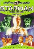 Starman 2: Invaders From Space/ Atomic Rulers