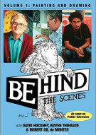 Behind The Scenes: Painting & Drawing