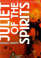 Juliet Of The Spirits: The Criterion Collection